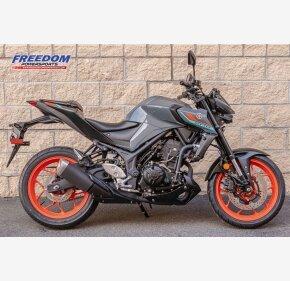 2021 Yamaha MT-03 for sale 201047506