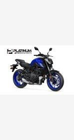 2021 Yamaha MT-07 for sale 201031074