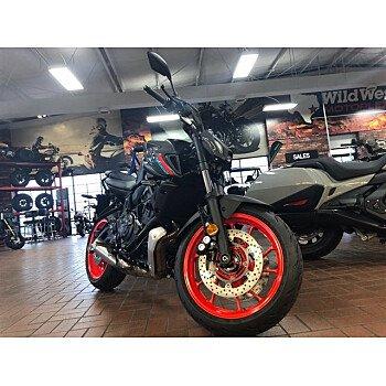 2021 Yamaha MT-07 for sale 201064971