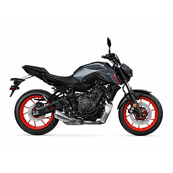 2021 Yamaha MT-07 for sale 201066960