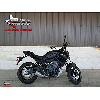 2021 Yamaha MT-07 for sale 201074495