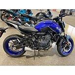 2021 Yamaha MT-07 for sale 201080461