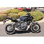 2021 Yamaha MT-07 for sale 201158317