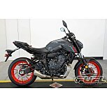 2021 Yamaha MT-07 for sale 201163469