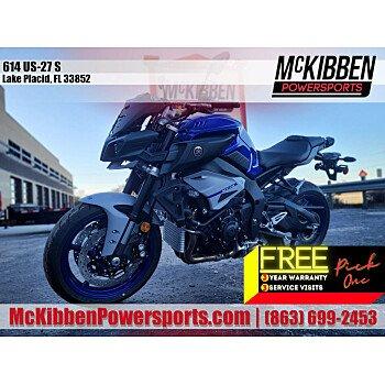 2021 Yamaha MT-10 for sale 201023182