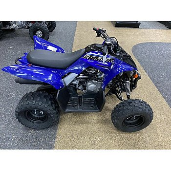 2021 Yamaha Raptor 90 for sale 200972438