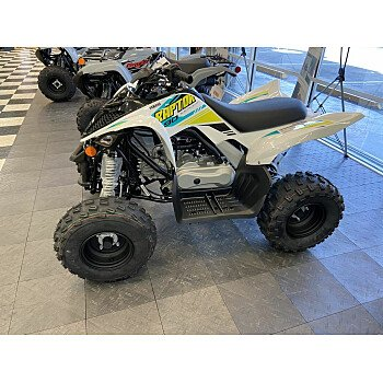 2021 Yamaha Raptor 90 for sale 201069112