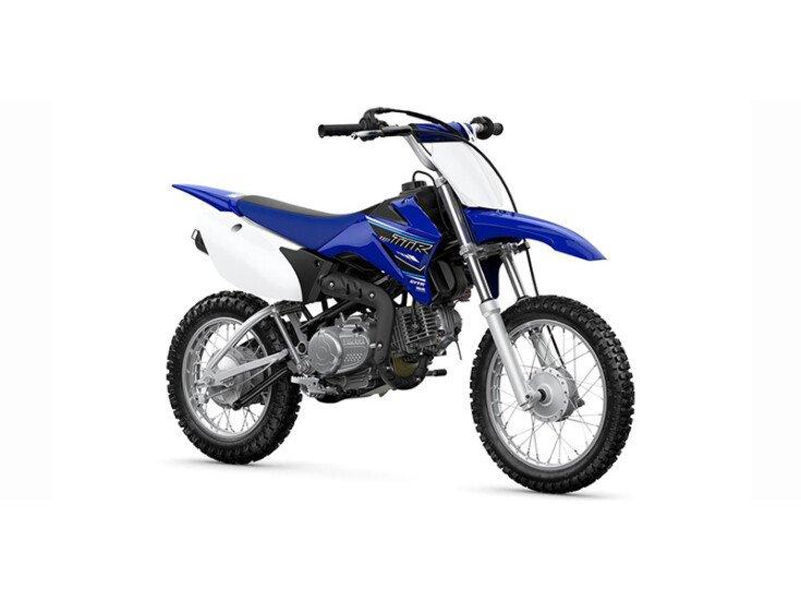 2021 Yamaha TT-R110E 110E specifications