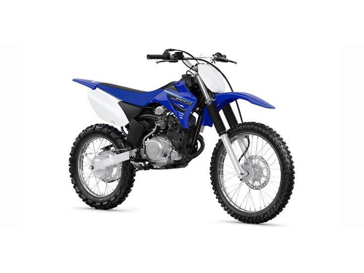 2021 Yamaha TT-R110E 125LE Specifications, Photos, and