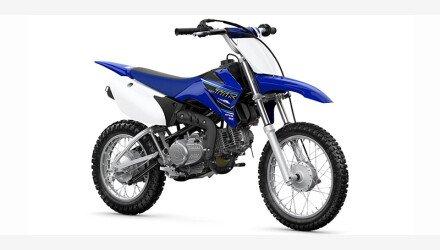 2021 Yamaha TT-R110E for sale 200965044