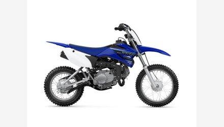 2021 Yamaha TT-R110E for sale 200997286