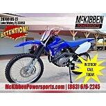 2021 Yamaha TT-R125LE for sale 201108123