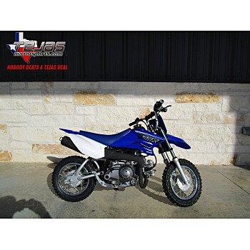 2021 Yamaha TT-R50E for sale 200993726