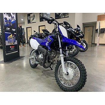 2021 Yamaha TT-R50E for sale 201055587