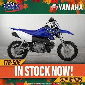 2021 Yamaha TT-R50E for sale 201158389