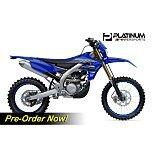 2021 Yamaha WR250F for sale 201162718