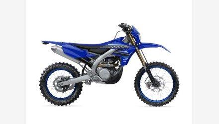 2021 Yamaha WR450F for sale 200986503