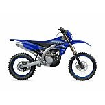 2021 Yamaha WR450F for sale 201035018