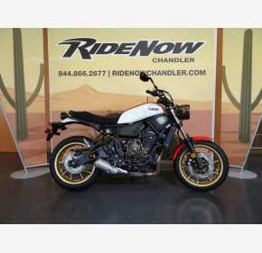 2021 Yamaha XSR700 for sale 201015278