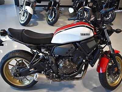 2021 Yamaha XSR700 for sale 201184608