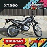 2021 Yamaha XT250 for sale 201033777