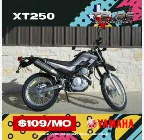 2021 Yamaha XT250 for sale 201033777