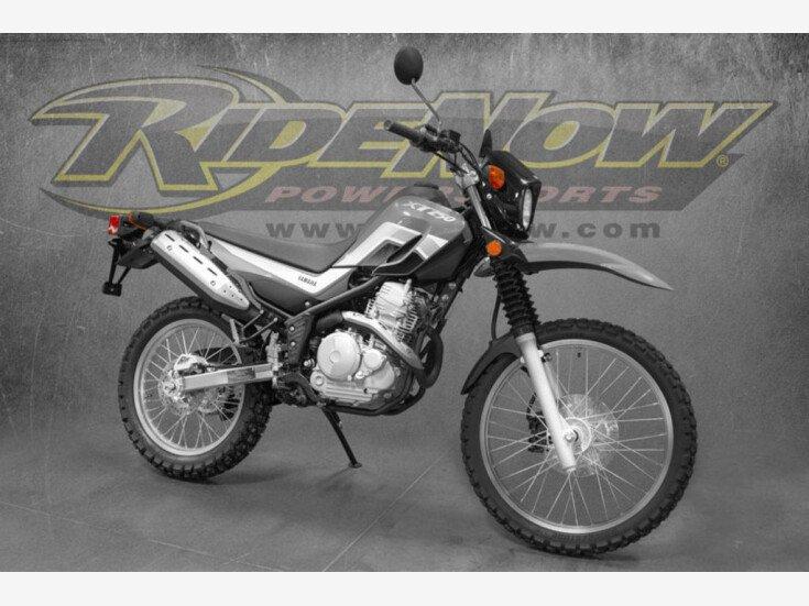 2021 Yamaha XT250 for sale 201063040
