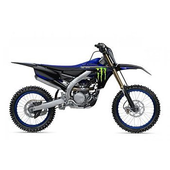 2021 Yamaha YZ250F for sale 200949785