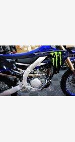 2021 Yamaha YZ250F for sale 200989627
