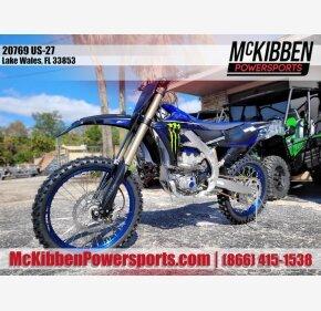 2021 Yamaha YZ250F for sale 201016682