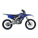 2021 Yamaha YZ250F for sale 201017367
