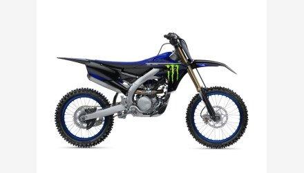 2021 Yamaha YZ250F for sale 201017615