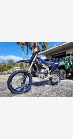 2021 Yamaha YZ250F for sale 201018261