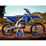 2021 Yamaha YZ250F for sale 201018655