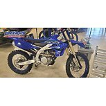 2021 Yamaha YZ250F for sale 201058284