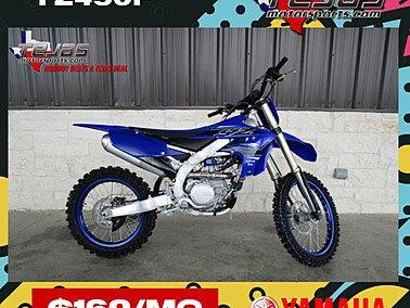 2021 Yamaha YZ450F for sale 200950327