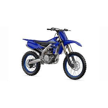2021 Yamaha YZ450F for sale 200965948