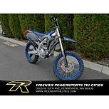 2021 Yamaha YZ450F for sale 201011663