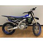 2021 Yamaha YZ450F for sale 201011889