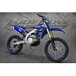 2021 Yamaha YZ450F for sale 201016291