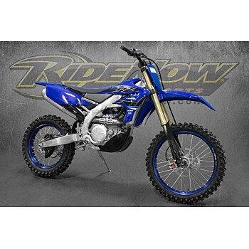 2021 Yamaha YZ450F for sale 201016291