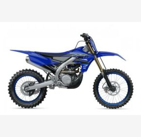 2021 Yamaha YZ450F for sale 201025744