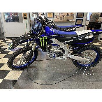 2021 Yamaha YZ450F for sale 201054191