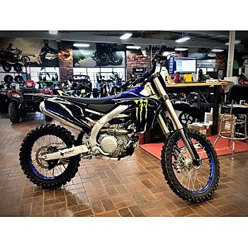 2021 Yamaha YZ450F for sale 201064955