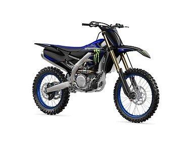 2021 Yamaha YZ450F for sale 201070910