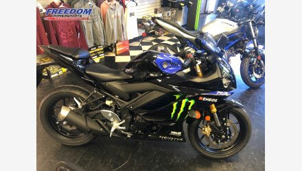 2021 Yamaha YZF-R3 for sale 200982890
