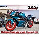 2021 Yamaha YZF-R3 for sale 201030612