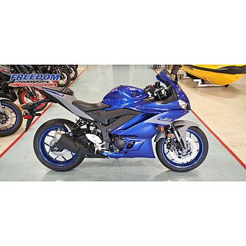 2021 Yamaha YZF-R3 for sale 201049350