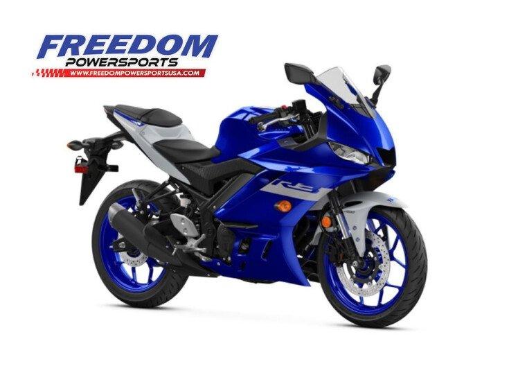 2021 Yamaha YZF-R3 for sale 201081838
