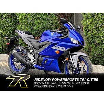 2021 Yamaha YZF-R3 for sale 201162970